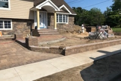 GM Masons Pavers, Retaining wall and stone work