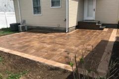 GM Masons large paver patio