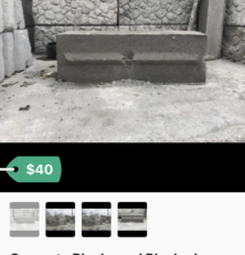 concrete balusters for sale For Barricades, Walls And  Concrete Blockades