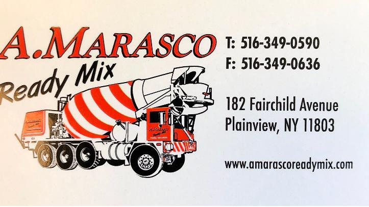 A  Marasco Ready Mix Long Island, NY | Concrete Contractors