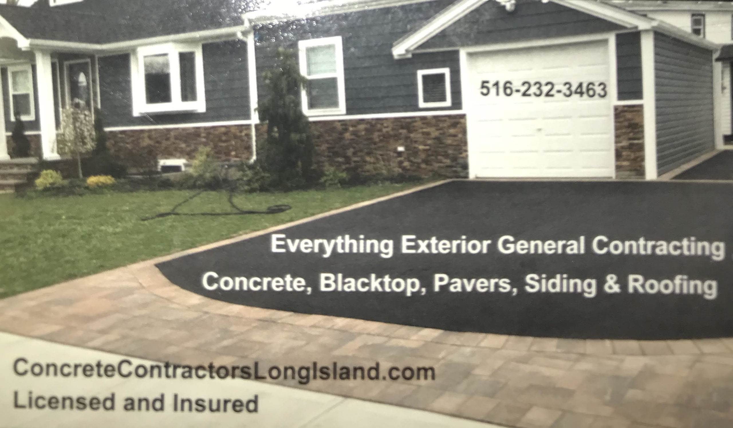 Concrete Contractors Long Island